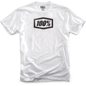 100% Essential T-Shirt Men White